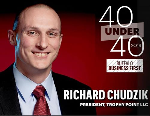 Richard Chudzik 40 under 40